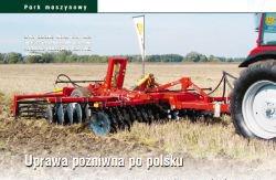 uprawa pozniwna po polsku