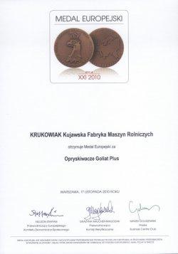 006 medal eu