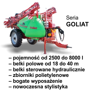 GOLIAT PLUS series